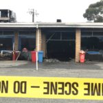 Gepps Cross Drive-In ATM theft and arson