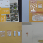Arrests made and drugs seized