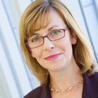 First female Chairperson elected – Sharon Hanlon